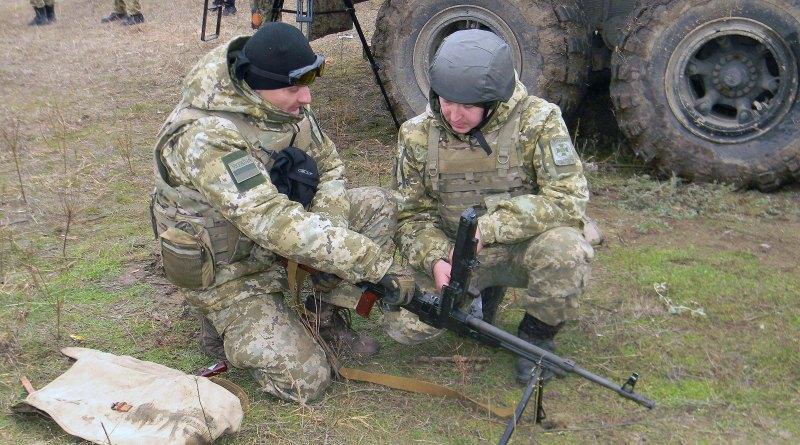 DSCN4185 В Ренийском районе прошли учения пограничной комендатуры быстрого реагирования Измаильского отряда (фото)