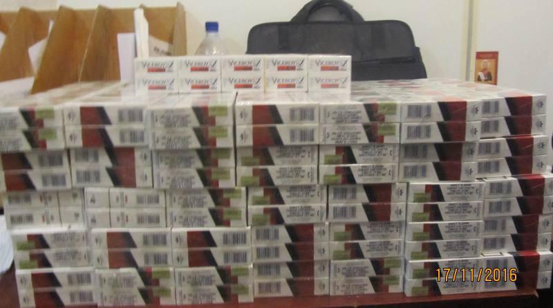 IMG_7182 Пограничники задержали в Рени груз контрабандных сигарет