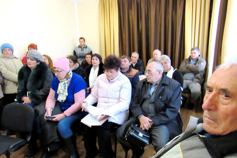 Измаильский р-н: в Сафьянах восстали против повышения тарифов на водоснабжение
