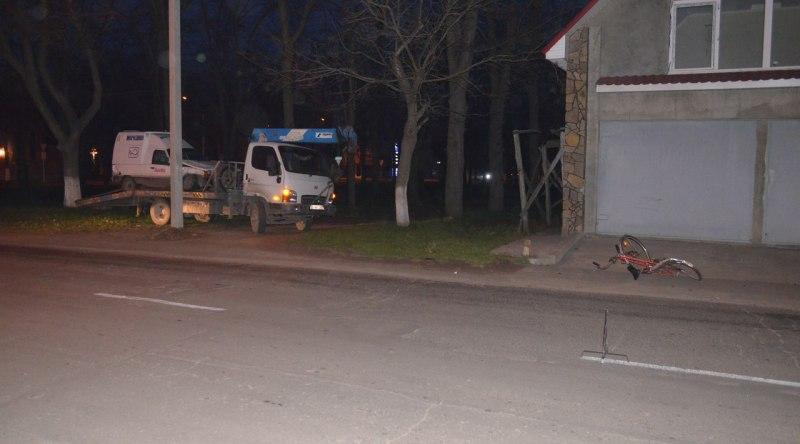 В Измаиле за день произошло два ДТП на одном и том же месте (фото)