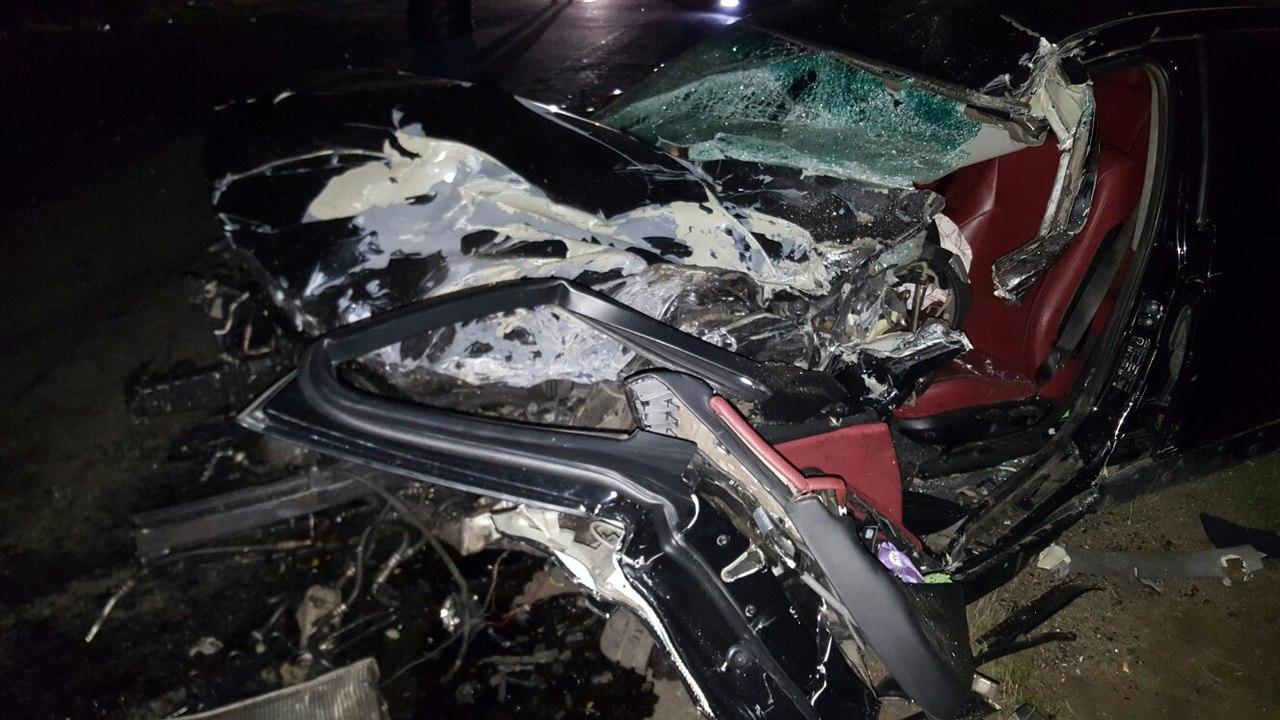 XT-MerKKTxQ В Белгород-Днестровском районе в ДТП с участием маршрутки пострадало семь человек (фото)
