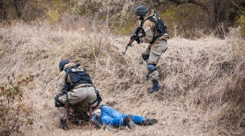 На молдавско-украинской границе прошли антитеррористические учения (фото)