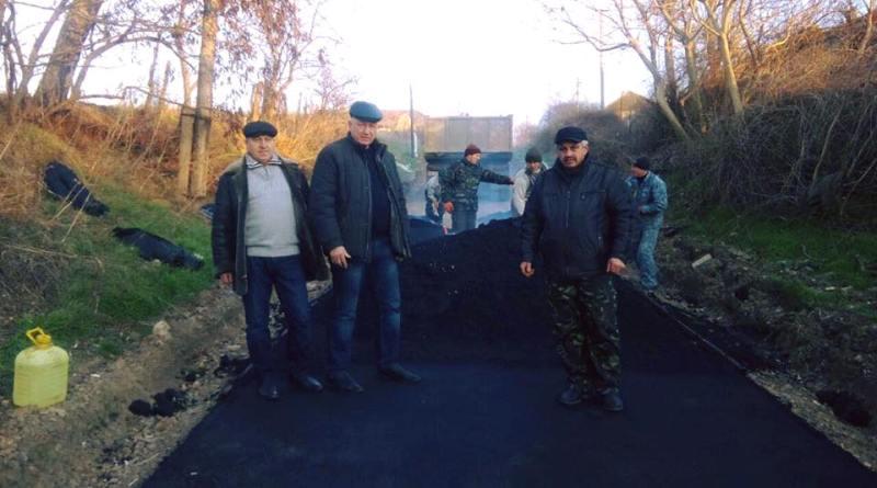ремонт дорог в Бессарабии