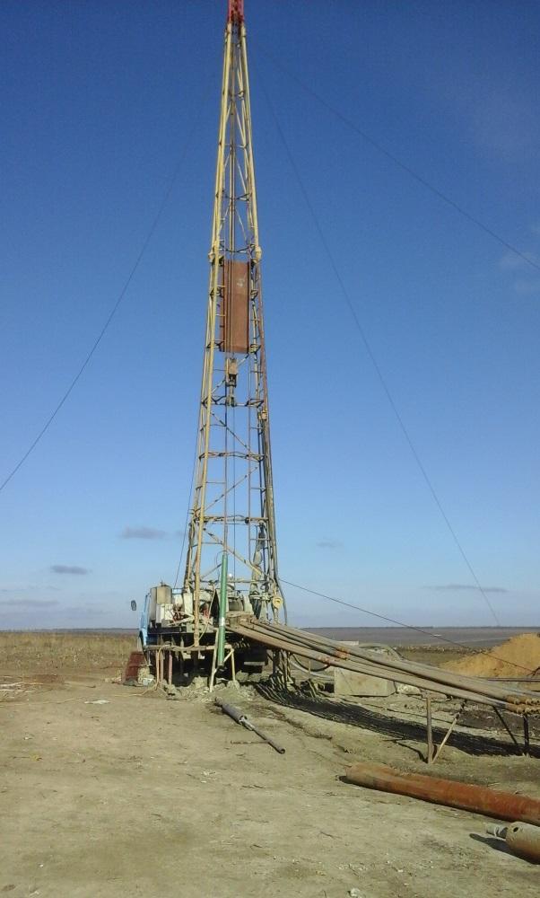 Болградский р-н: в селе Александровка строят водопровод (ФОТО)