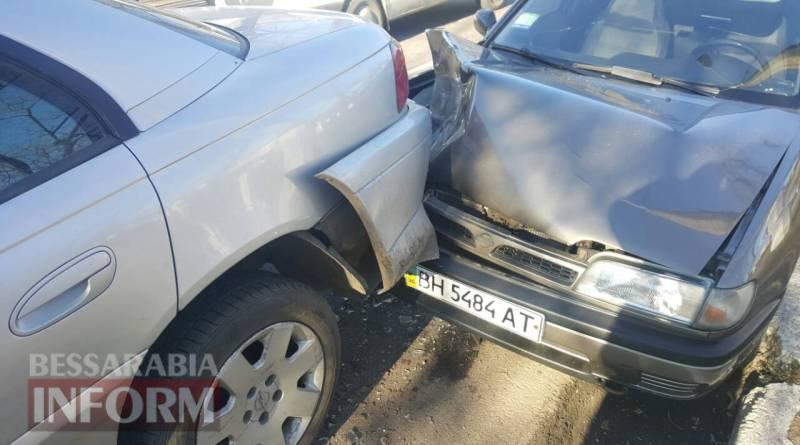 В Измаиле виновник массового ДТП скрылся с места происшествия (фото)