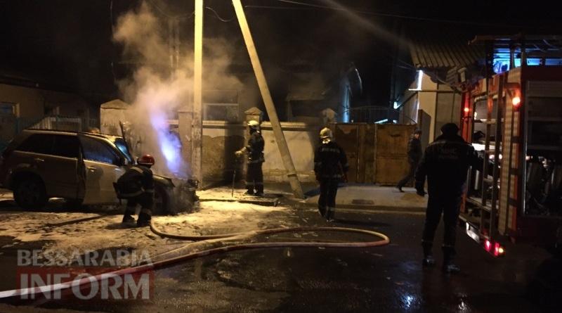 586003eb102de_3456345645 В Измаиле возле автостанции сгорел автомобиль (фото, видео)