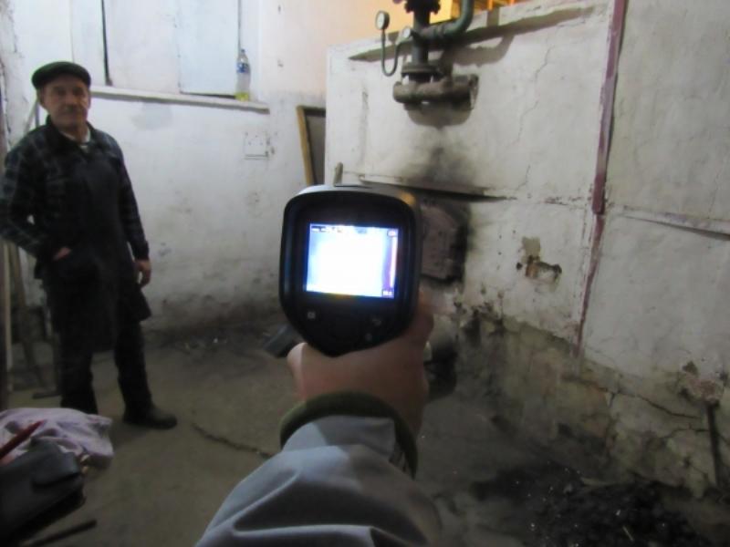 В Аккермане провели энергоаудит зданий жилых домов и социальных объектов (ФОТО)