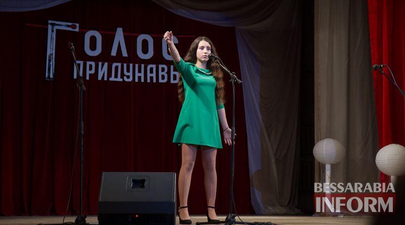 Измаил: девочка с небесным голосом из Котловины покорила главную сцену Придунавья (фоторепортаж)