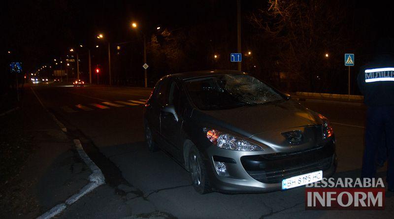 ДТП в Измаиле: на Болградской сбили ребенка на пешеходном переходе