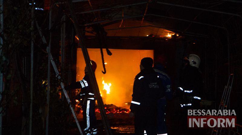 IMG_3251 Причиной масштабного пожара в Измаиле стала неисправность печного отопления