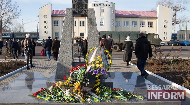 IMG_3272 В Измаиле чествовали ликвидаторов Чернобыльской катастрофы (ФОТО)