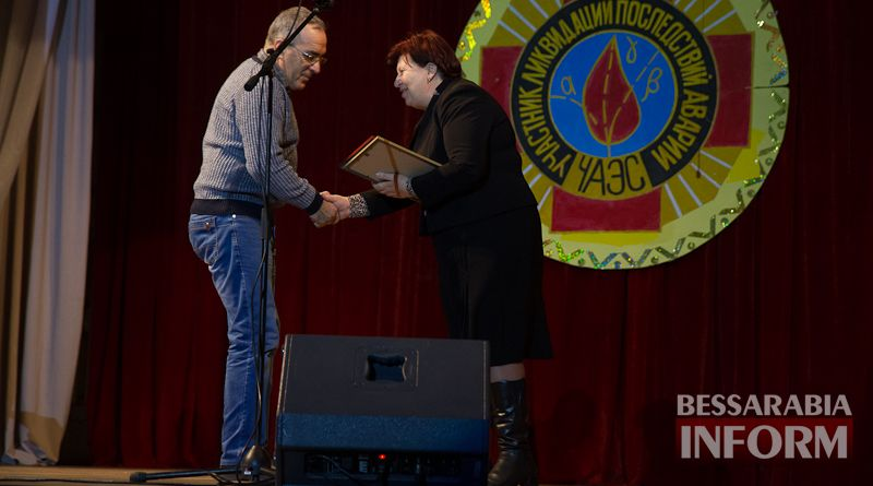 IMG_3313 В Измаиле чествовали ликвидаторов Чернобыльской катастрофы (ФОТО)