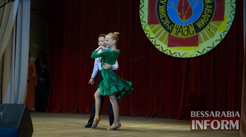 В Измаиле чествовали ликвидаторов Чернобыльской катастрофы (ФОТО)