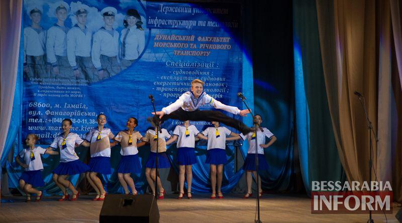 IMG_3461 Офицерский бал: в Измаиле будущих моряков посвящали в первокурсники (ФОТО)
