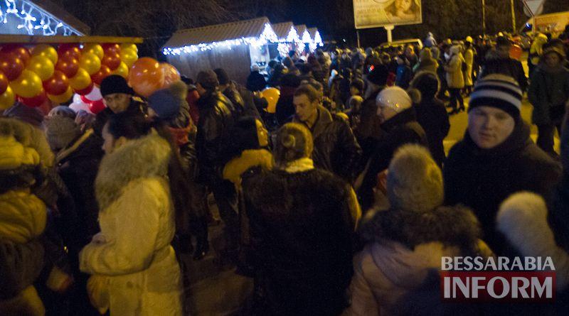 IMG_4071 В Измаиле День Святого Николая отметили народными гуляньями на главной городской площади (ФОТО)