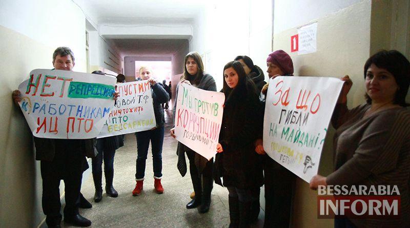 Конфликт в Измаильском центре профтехобразования накаляется: директор меняет замки и срывает учебный процесс