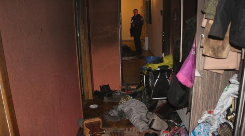 Мать и четверо детей погибли во время пожара в Одессе