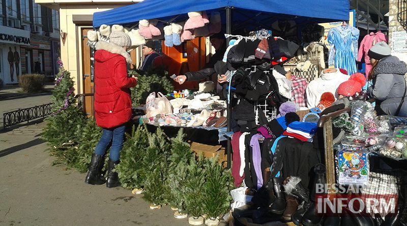 Nabornye-iz-vetok-ot-50-do-250-grn Измаильчане не спешат покупать елки и сосны - цены кусаются (фото)
