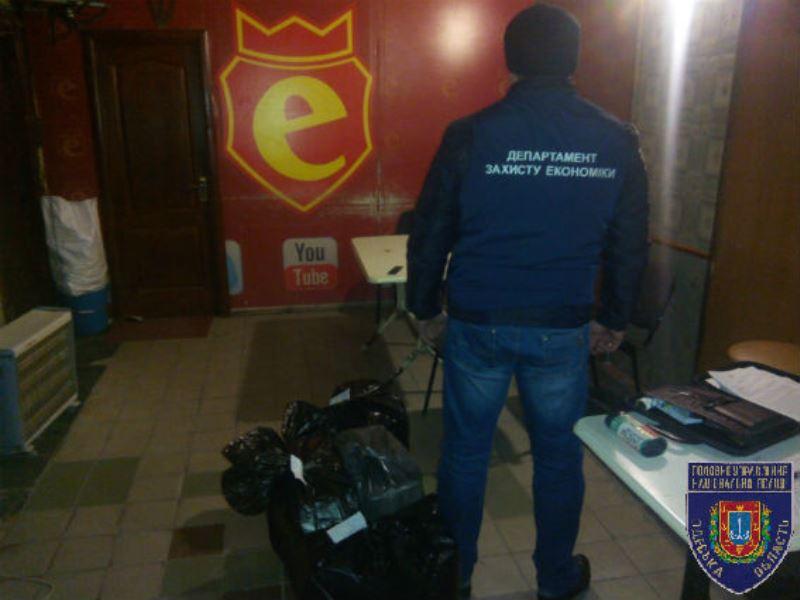 В Бессарабии правоохранители ведут охоту на незаконные заведения игорного бизнеса (ФОТО)