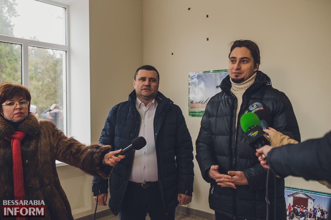 SME_1249 Ренийский р-н: в Орловке открыли Информационный центр для туристов (ФОТО)