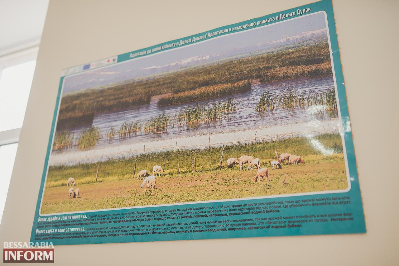 SME_1261 Ренийский р-н: в Орловке открыли Информационный центр для туристов (ФОТО)