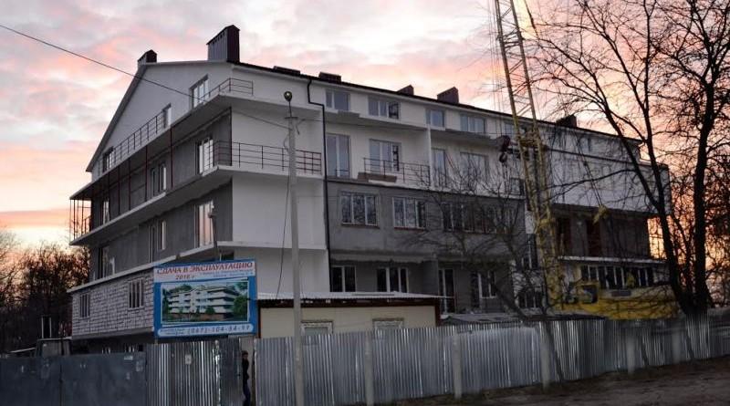 дом в Гагаринском леске