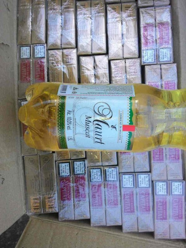 xhqE4kLtLlo В Измаиле накрыли крупный подпольный цех по розливу контрабандного алкоголя (ФОТО)
