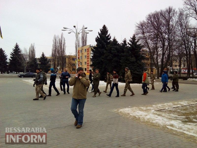 Измаил присоединился к всемирной акции #22PushUpChallenge (фото)