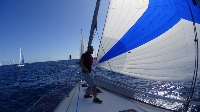 IMG_0900 Уроженец Килийского района пересек Атлантику на яхте (фото)