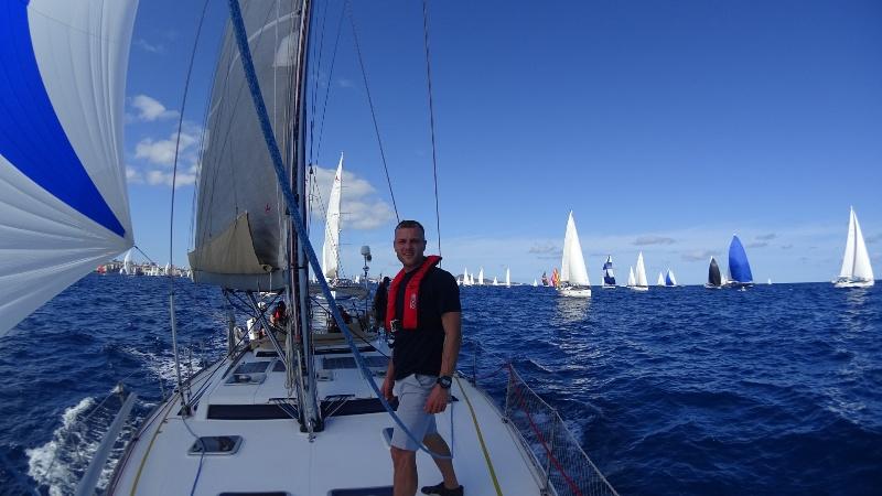 IMG_0902 Уроженец Килийского района пересек Атлантику на яхте (фото)