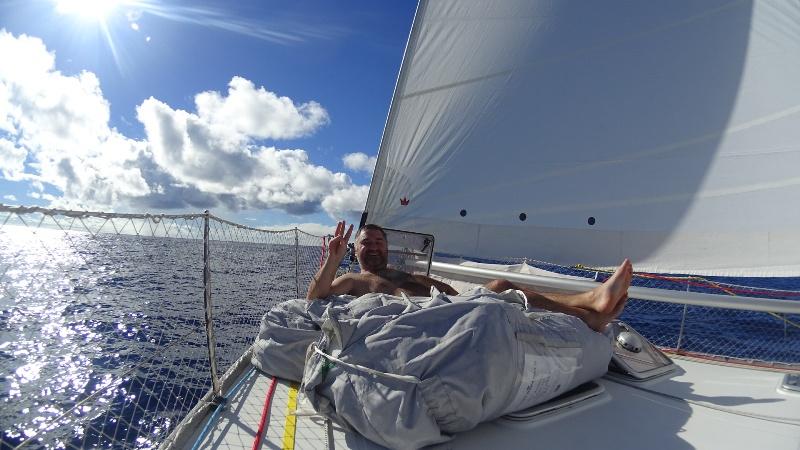 IMG_0978 Уроженец Килийского района пересек Атлантику на яхте (фото)