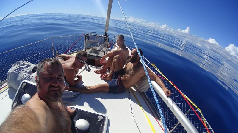 IMG_1018 Уроженец Килийского района пересек Атлантику на яхте (фото)