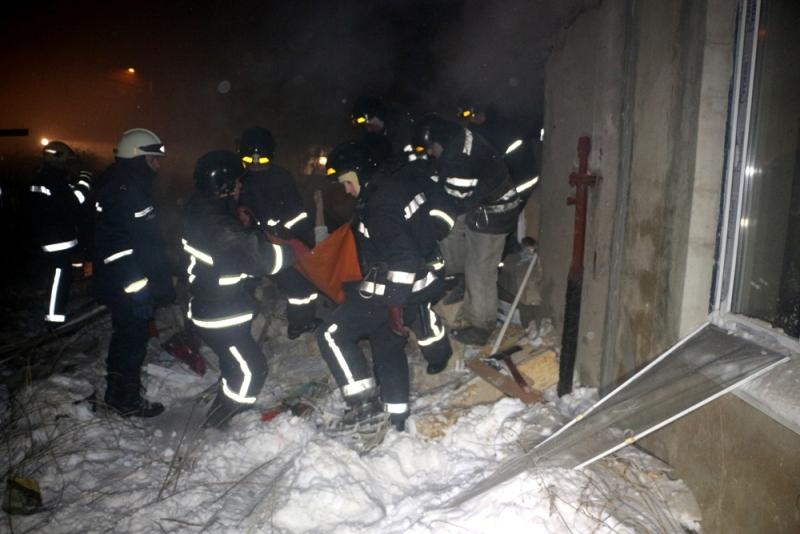 В Одессе от взрыва газа погибло два человека (ФОТО)