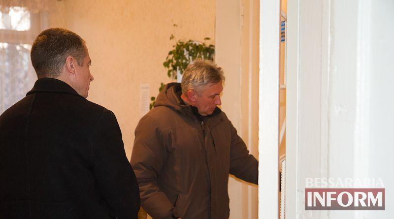 Разбираться с конфликтом в Измаильском Центре профтехобразования приехала комиссия из области (ФОТО)