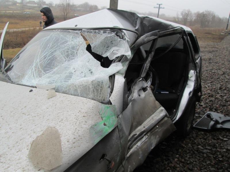 IMG_8140 На переездах Одесской железной дороги за год по вине водителей произошло 19 ДТП (ФОТО)
