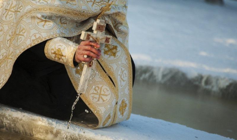 KREST1701 Бессарабия в преддверии Крещения Господнего: места для купания определены, идет подготовка