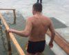 Крещение: правила купания в проруби