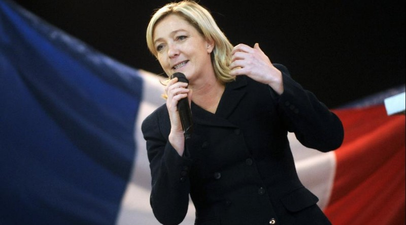 """Актуальное определение для Меркель от Марин Ле Пен: """"Штатовская прислуга"""""""
