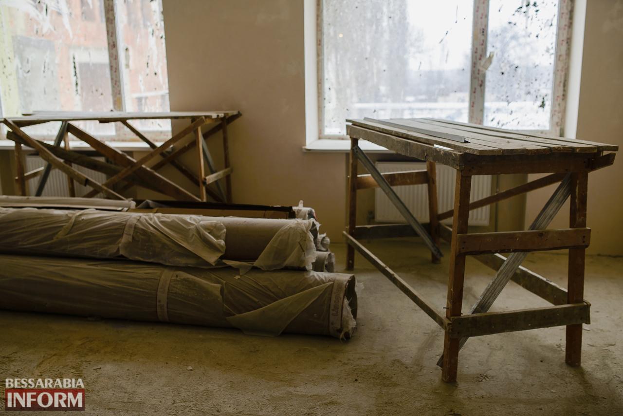 Весной в Рени будет готова новая поликлиника - вчера там побывал губернатор (ФОТО)