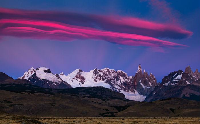 4 Завораживающие фотографии природы Южной Америки (10 фото)