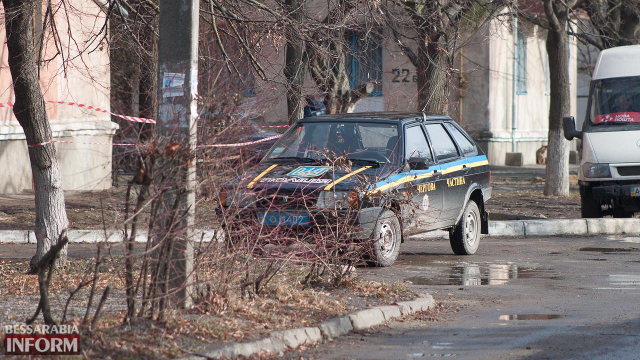 """В Измаиле возле """"Юбилейного"""" стреляли (ФОТО)"""