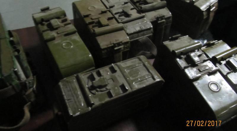 IMG_9476 В Рени в рейсовом автобусе нашли пустые короба к пулеметной ленте