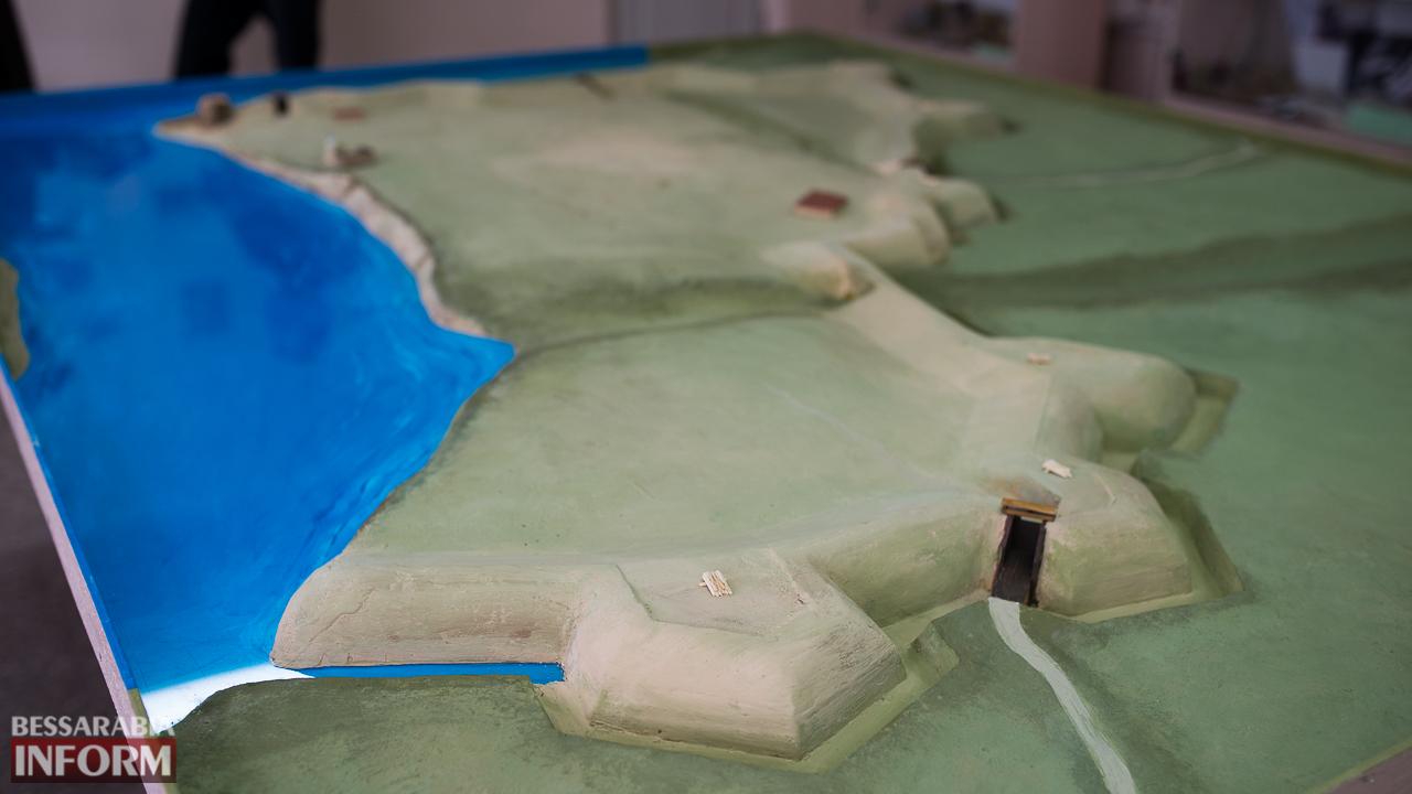 SME_4543 Измаил: перед Диорамой построят уменьшенную копию крепости (ФОТО)