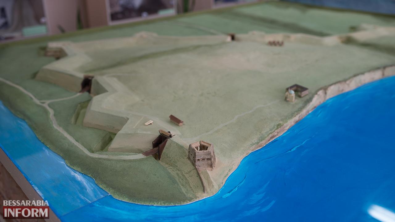 SME_4546 Измаил: перед Диорамой построят уменьшенную копию крепости (ФОТО)