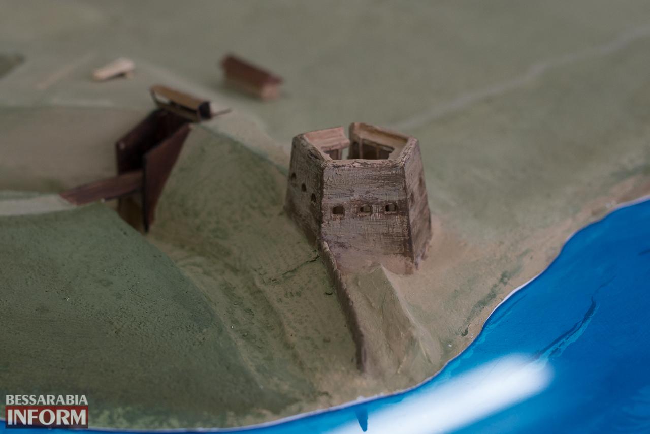 SME_4547 Измаил: перед Диорамой построят уменьшенную копию крепости (ФОТО)