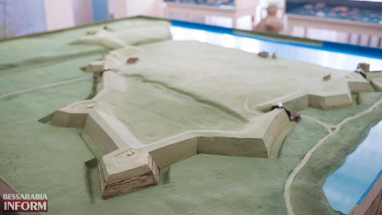 SME_4548 Измаил: перед Диорамой построят уменьшенную копию крепости (ФОТО)