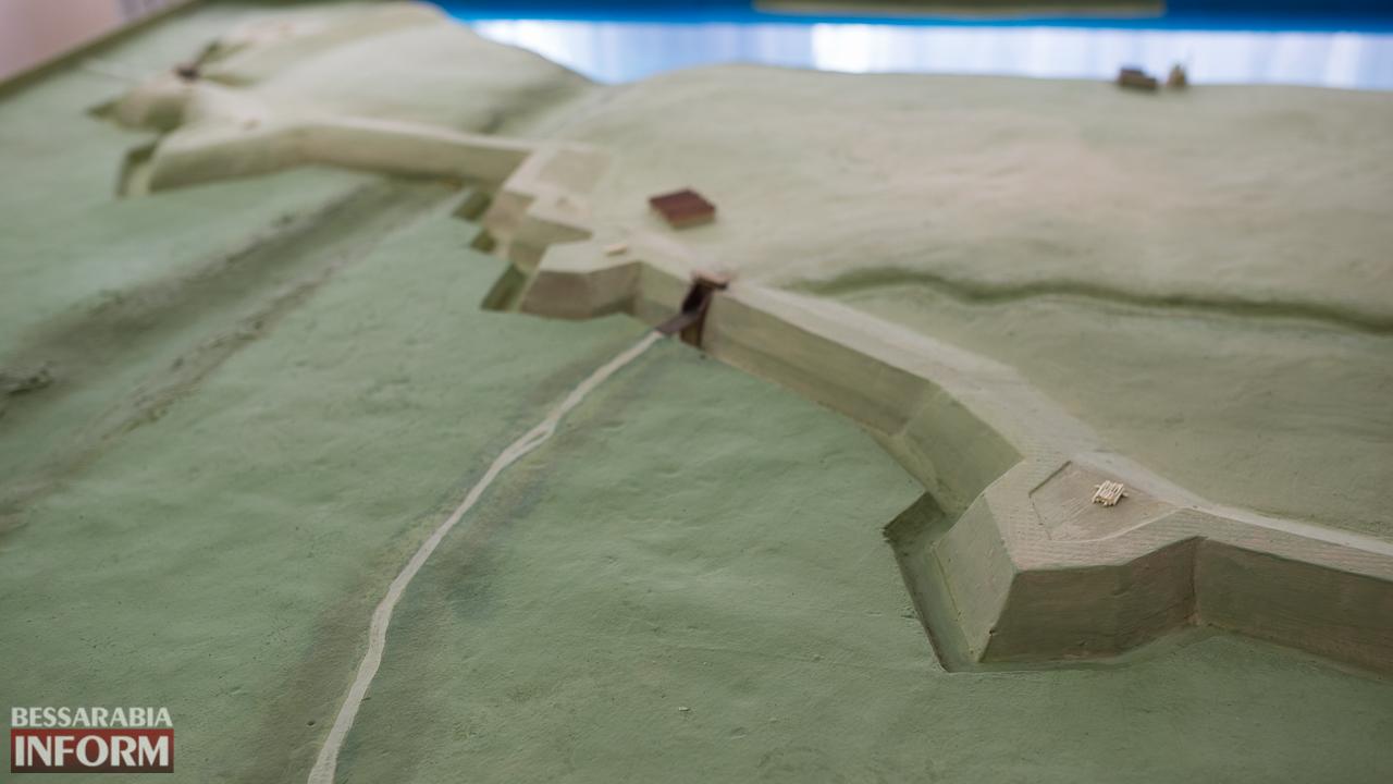 SME_4550 Измаил: перед Диорамой построят уменьшенную копию крепости (ФОТО)