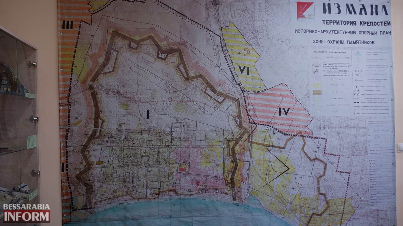 SME_4551 Измаил: перед Диорамой построят уменьшенную копию крепости (ФОТО)