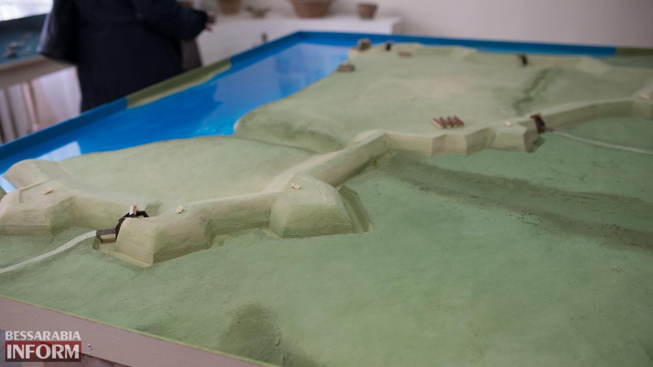 SME_4552 Измаил: перед Диорамой построят уменьшенную копию крепости (ФОТО)