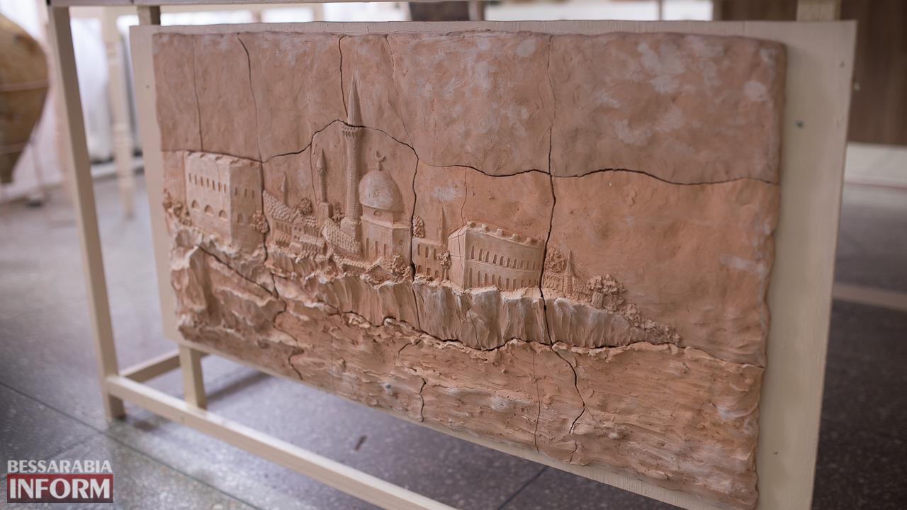 SME_4553 Измаил: перед Диорамой построят уменьшенную копию крепости (ФОТО)